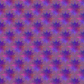 Plasma Kaleidoscope on Checkerboard 16x16