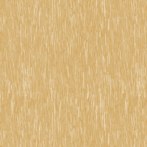Textural white lines mud cloth on honey mustard