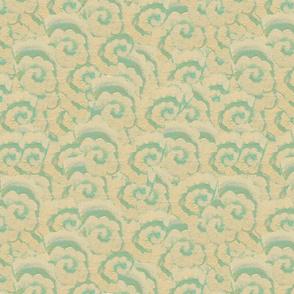 French Art Deco Vase Pattern