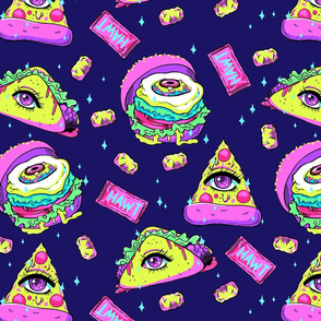 Fast Food Illuminati
