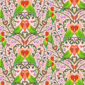 Be My Lovebird