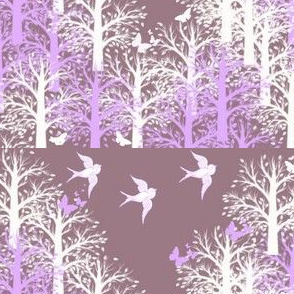 Lilac Winter