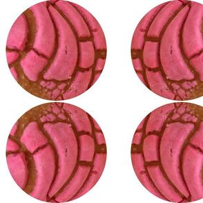Pan Dulce Pink Concha