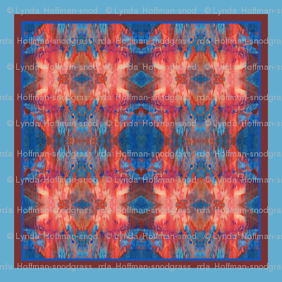 Energy Rising (quilt 2)