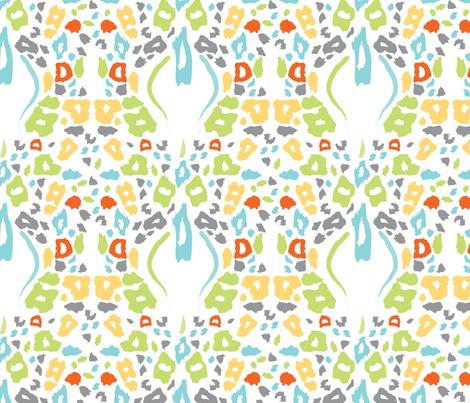 Pretty Leopard fabric by paisleylady on Spoonflower - custom fabric
