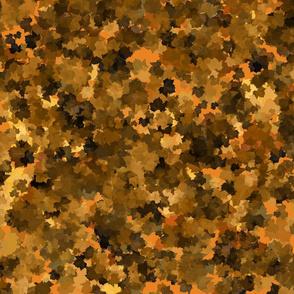 Fallen Leaves - Original