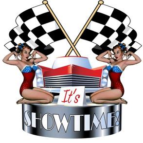 Rockabilly Race Car Show