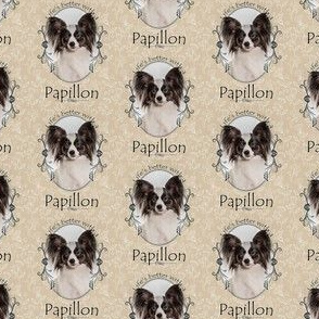 Life's Better with a Papillon