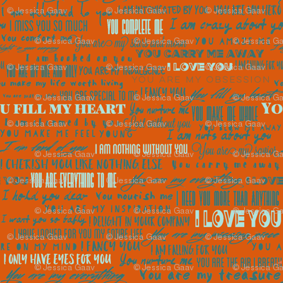 """100 ways to say """"i love you"""""""