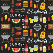Summer Cookout - Small