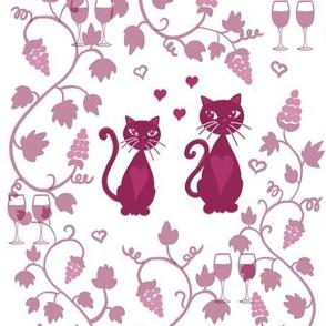 Meow Wine Valentine