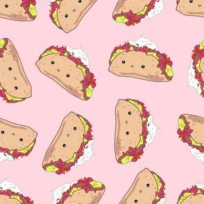 Happy Taco - Pink