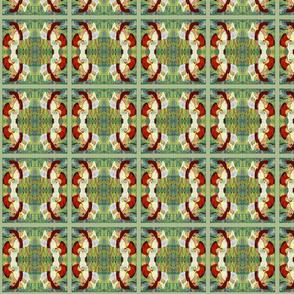 Tropical Dream (quilt square)