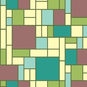 Oolong Mondrian