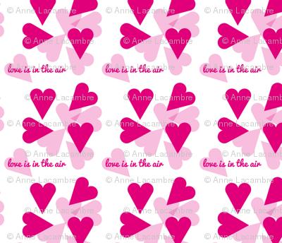 Be my valentine - love