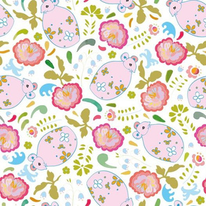 white_pink_single_floral_mouse_seaml_stock