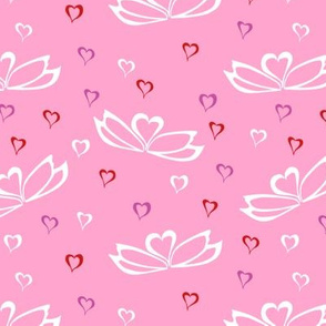 Swan (Pink)