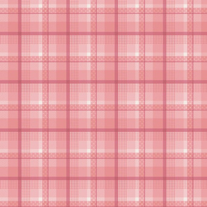 Patterned plaid