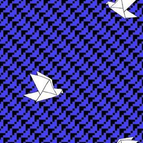 Flying softly (Ultra-Violet)
