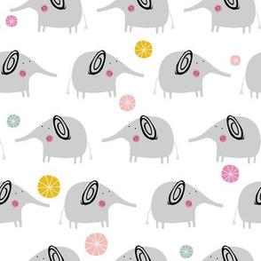 Elephant Pattern 2