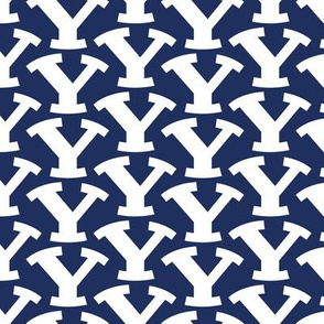 BYU Logo Like Fans (Large)