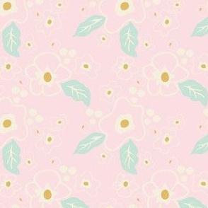 Pink Flower Power