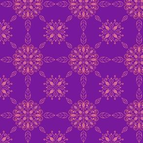 purple priscilla