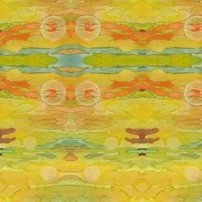 Awakening Yellow (extra large)