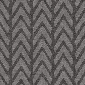 Organic Chevron - Safari Wholecloth Neutrals coordinate