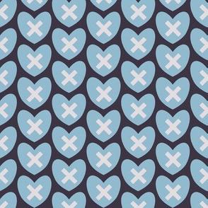 Hearts and Kisses - XMH012-6