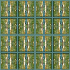 Formal Garden Green (quilt)
