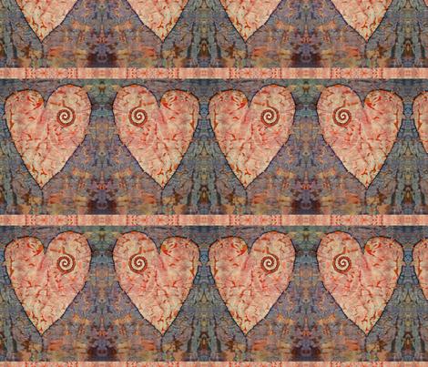 From The Heart (medium) fabric by lynda_hoffman-snodgrass_ on Spoonflower - custom fabric
