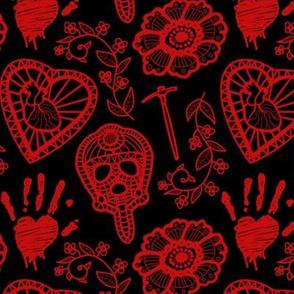 My Bloody Valentine (Black)