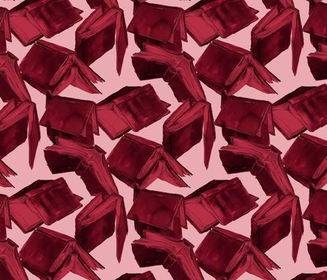 book lovers fabric by zea_b on Spoonflower - custom fabric