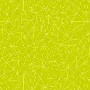 Chartreuse Triangles