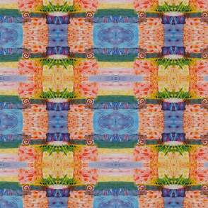 Sunshowers Orange (medium)