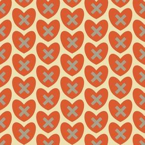 Hearts and Kisses - XMH014-2