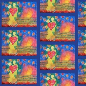 Dance Until Dawn (quilt medium)