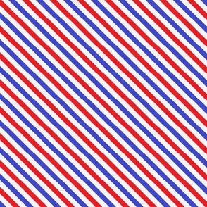 Tiny Airmail Stripe