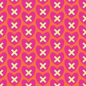 Hearts and Kisses - XMH034-1