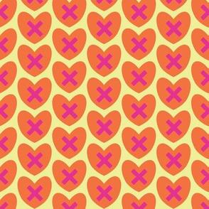 Hearts and Kisses - XMH034-5