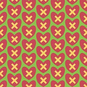 Hearts and Kisses - XMH033-4
