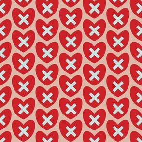 Hearts and Kisses - XMH038-2