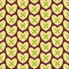 Hearts and Kisses - XMH040-3