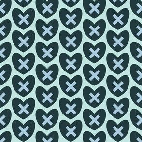 Hearts and Kisses - XMH042-2