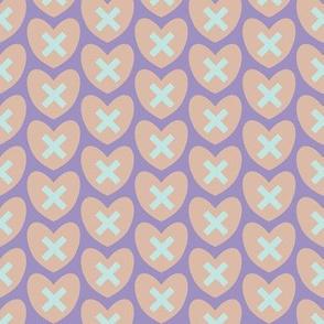 Hearts and Kisses - XMH043-1