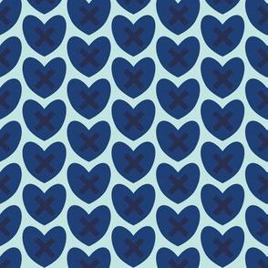 Hearts and Kisses - XMH044-5