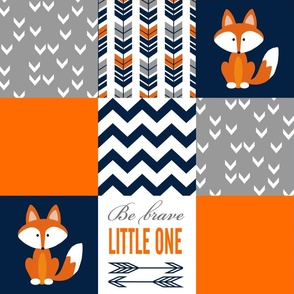 Patchwork Fox Design