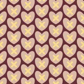 Hearts and Kisses - XMH046-5
