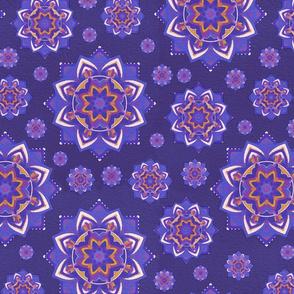 Mandala Dream Purple